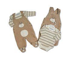 Baby Girls/Boys Brown Velour TEDDY BEAR Design 2 Piece Romper Set - Newborn Baby Best Buys http://www.amazon.co.uk/dp/B00Q2TC61E/ref=cm_sw_r_pi_dp_01Movb0X556XQ
