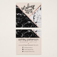 Shop Interior design typography rose marble color block square business card created by girly_trend. Business Card Maker, Business Card Design, Art Photography Portrait, Letterpress Business Cards, Makeup Artist Business Cards, Design Typography, Salon Design, Trends, Paper Texture