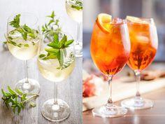 Våra 10 populäraste drinkar 2016 Summer Drinks, Cocktail Drinks, Alcoholic Drinks, Beverages, Cocktails, Mojito, Rum, Party Time, Smoothies
