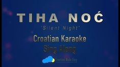 Celebrate the holidays with our new 'sing along' Christmas carol: TIHA NOĆ (Silent Night)! Check the second text version in the description below and for advanced Croatian students - we got the text in Burgenland Croatian too! (Gradišćanski Hrvatski) * #tihanoc #silentnight #christmascarol #singalong #karaoke #weihnachten #weihnachtslied Reading Books, Books To Read, Silent Night, Christmas Carol, Karaoke, Texts, Singing, Novels, Two By Two