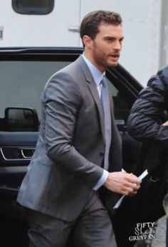 #JamieDornan on Set #Darker Credit: FiftyShadesEn