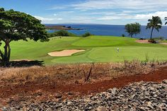 Four Seasons Resorts Lana'i, Hawaii - The Challenge Golf Course at Manele Bay