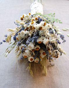 Custom Brides or Bridesmaid Bouquet Daisies by paulajeansgarden