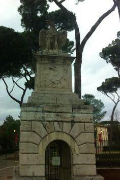 Piazzale Brasile Rome, Lazio