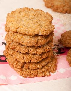 Healthy Dessert Recipes, Healthy Baking, Baking Recipes, Cake Recipes, Healthy Food, Healthy Biscuits, Bread Cake, Food Cakes, Cookie Desserts