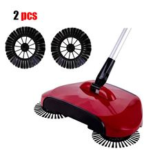 New Arrival Home Use Magic Manual Telescopic Floor Dust Sweeper Side Brush 2PC Easy transaction Excellent buying experience