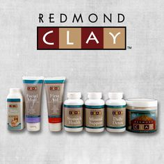 Redmond Clay used for Natural healing