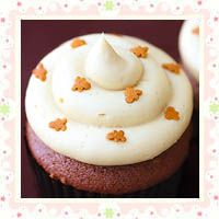 gingerbread cupcakes with molasses cream cheese frosting s