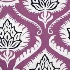 Fabric | Duralee Tobin Exclusive Prints  Tobin Exclusive Prints - book # 2607  Pattern/Color: 20865-119  Description: GRAPE