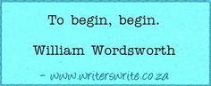 Quotable - William Wordsworth - Writers Write Creative Blog