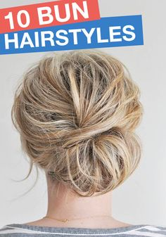 These updo hairstyles are perfect for absolutely any occasion!
