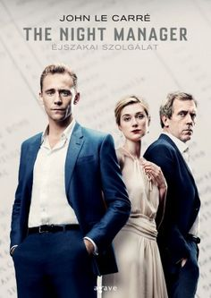 John Le Carré - The Night Manager