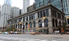 12. Chicago Cultural Center