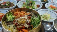 jeonju 전주 비빔밥