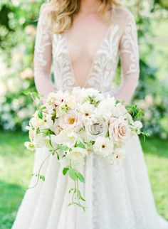 Provence Garden Wedding Inspiration at Château de Sannes