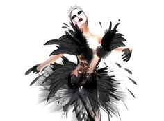 Black Swan ~ ballet dance