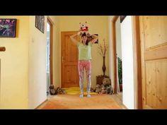 BALANSUJEME DOMA / Cvičenie na bruško s plyšákmi - cvičenie pre deti Baby Balance - YouTube Youtube, Youtubers, Youtube Movies