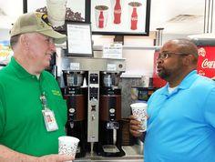 Vietnam Vet Helping Fellow Veterans at Dublin VA