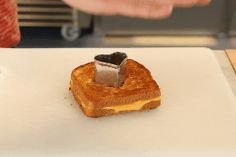 America's Favorite Grilled Cheese Sandwich is also its easiest and most basic—nothing but bread, butter and cheese, grilled to golden perfection.