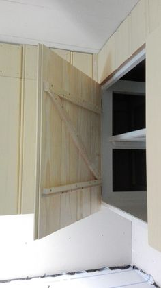 Woodworking Techniques, Kitchen Dining, Restoration, Garage Doors, Outdoor Decor, House, Lappland, Inspiration, Furniture
