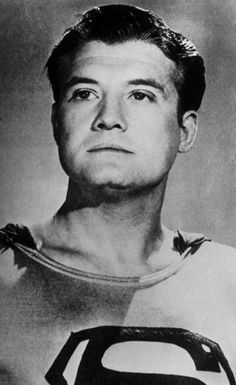 real life superman actors | found dead superman star george reeves credit pa george reeves