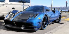 Here's What Horacio Pagani Thinks of Electric Cars