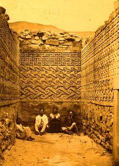 Mitla, Oaxaca. México. 1875                                                                                                                                                                                 Más