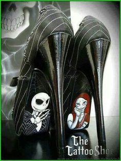 Wedding heels? Yes!