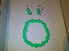 Conjunto verde