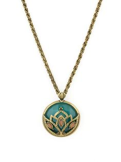 Check the way to make a special photo charms, and add it into your Pandora bracelets. Jade Lotus Pendant | New Arrivals, Greens & Blues, Necklaces, Pendants, BOHO Chic | AMY O. Jewelry