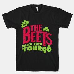 Beets Tour | HUMAN | T-Shirts, Tanks, Sweatshirts and Hoodies