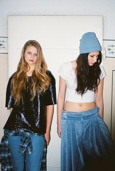 I like their hair <3