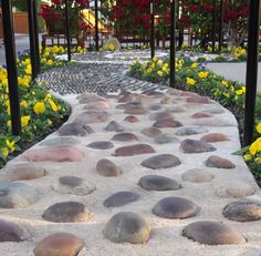 reflexology path