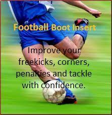 The Genius inside your Football Boot! Enhance power, accuracy & Metatarsal protection! http://www.youtu.be/yfZsAPIKk90