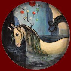 Kelly Vivanco -- Seahorse