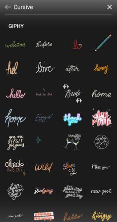 Instagram Font, Instagram Emoji, Instagram Editing Apps, Iphone Instagram, Instagram And Snapchat, Insta Instagram, Instagram Quotes, Creative Instagram Photo Ideas, Instagram Story Ideas