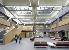 Hawkins Brown's new teaching building for Kingston University's faculty of business and law