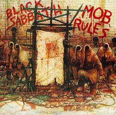 Black Sabbath - Mob Rules......................