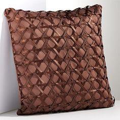 Simply Vera Vera Wang Spring Poppy Square Decorative Pillow