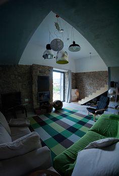 Salón de BrokenHome©CasaRota Broken Home, Traditional, Contemporary, Bed, Furniture, Home Decor, Architectural Firm, Trendy Tree, Decoration Home