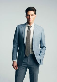 The Complete Guide to Dressing for Work:  Ermenegildo Zegna suit