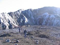 Glaciar Pichillancahue Turbio