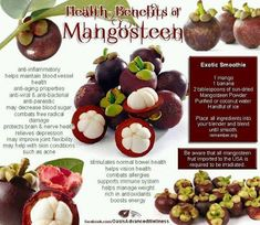 Mangosteen a superfruit used in Ayurvedic medicine contains Xanthones and Tannic Acid (aka Tannin). An excellent source of antioxidants, It's anti-inflammatory, anti-viral, anti-bacterial, anti-parasitic