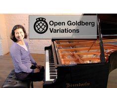 Open Goldberg Variations - Setting Bach Free by Robert Douglass, via Kickstarter.