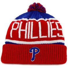 New Authentic 47 Brand MLB Philadelphia Phillies Calgary Knit Hat c460802b1e4d