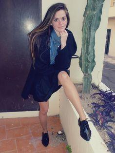 Falda First by Alejandra Colomera.