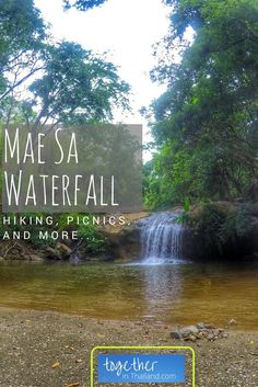 a day trip to Mae Sa Waterfall is one of the best things you can do on your visit to Chiang Mai. Enoy hiking and swimming or just relaxing and having a pic nic - away from all the crowds. http://togetherinthailand.com/valentines-day-at-mae-sa-waterfalls-in-chiang-mai/