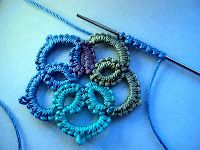 needle tatting tutorial videos. I've always wanted to try this!