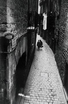 Barcelona, 1962 by Xavier Miserachs