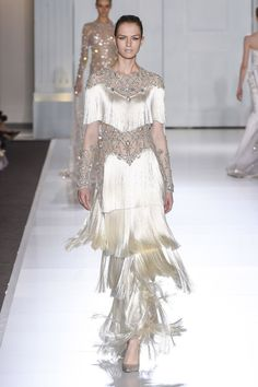 Ralph & Russo Autumn/Winter 2017 Haute Couture - Look 26